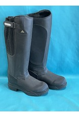 Mountain Horse Rimfrost Tall Riding Boot Black L9