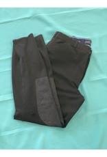 Ovation Ovation Knee Patch Breeches  Black 36L