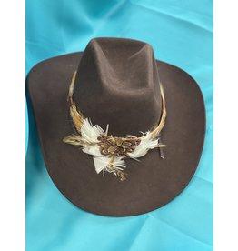Resistol Vintage Resistol Self Conforming XXX Beaver  Cowboy Hat