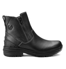 Kerrits Cascadia Waterproof Paddock Boot Black 10