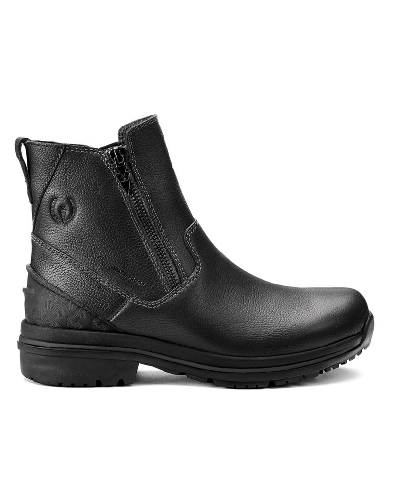 Kerrits Cascadia Waterproof Paddock Boot Black 8