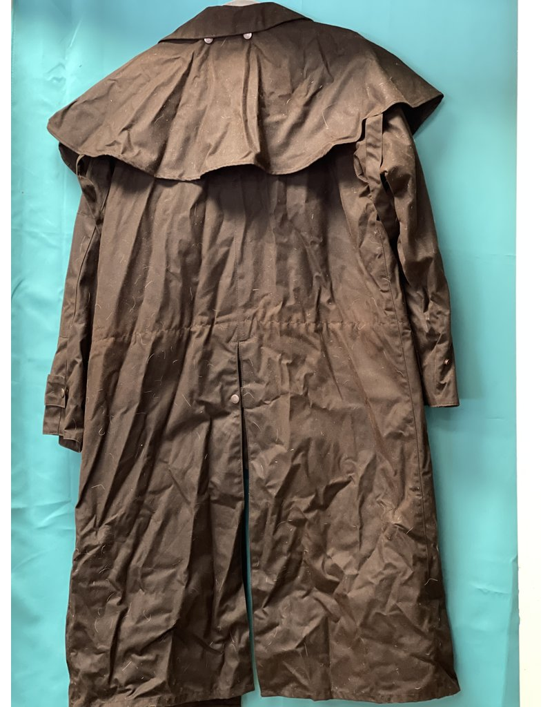 Outback Trading Company Outback Trading Co. Oilskin Duster Small