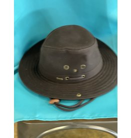 Outback Trading Company Outback Trading Co. Quick Dry Oilskin Hat