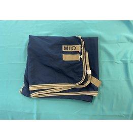 """Mio Amigo Stable Sheet Navy/Tan 84"""""""