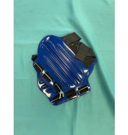 Rubber Splint Boots Blue M