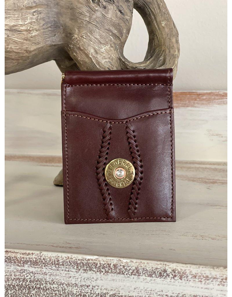 Macon County Money Clip Wallet