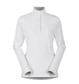 Kerritts Affinity Long Sleeve Show Shirt White 1X