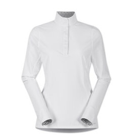 Kerritts Affinity Long Sleeve Show Shirt White M