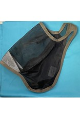 Optiforce Insect Shield Fly Mask Black/Brown Horse