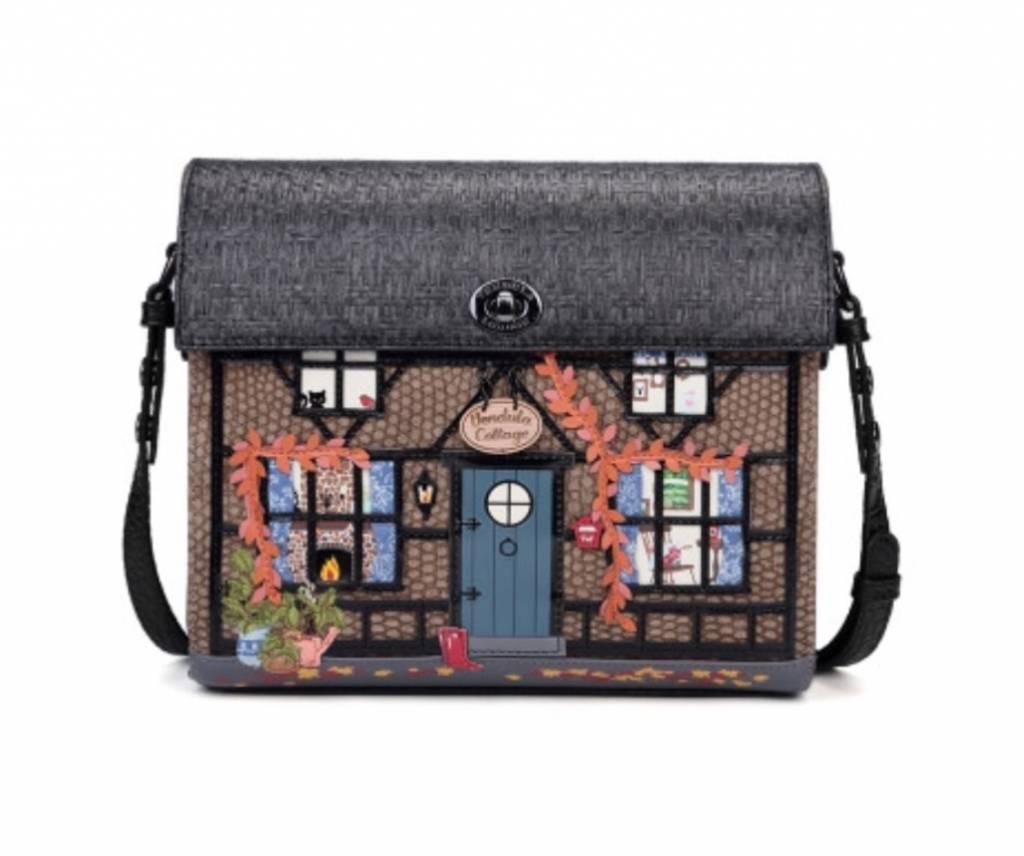 Vendula VENDULA: Winter Cottage Box Bag