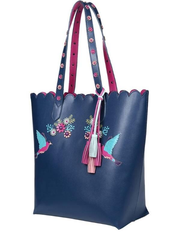 Vendula VENDULA: Cuckoo Clock Tote Bag