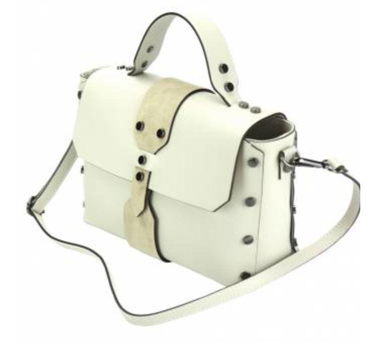 VinetteRose VRB: ALEXA MARIE-Handbag-white