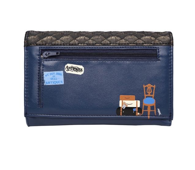 Vendula VENDULA: Antiques Fit-All Wallet