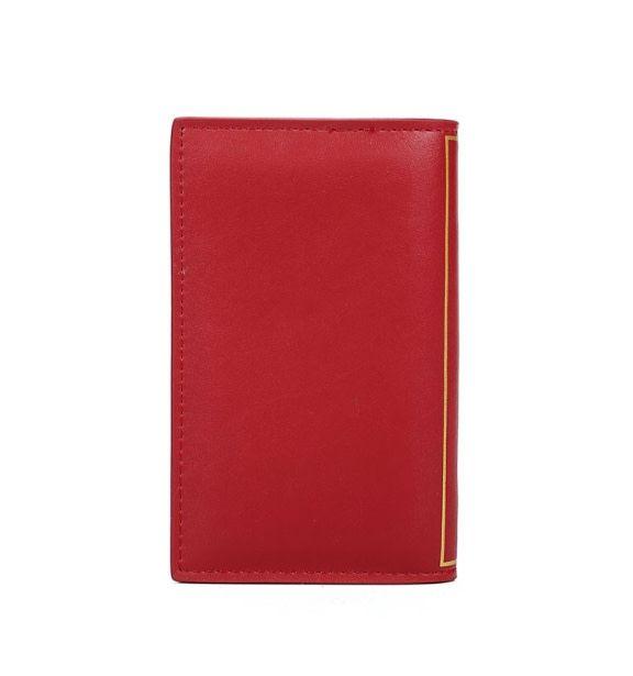 Vendula VENDULA: Books Shaped Coin Purse - Red