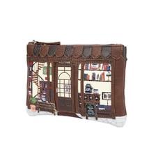 f90e0238e2b3 Vendula VENDULA  Old Book Shop - Zipper Coin Purse