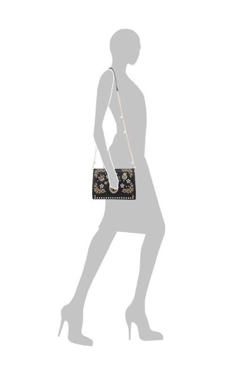 Vendula VENDULA: Pearly Queens Shoulder Bag