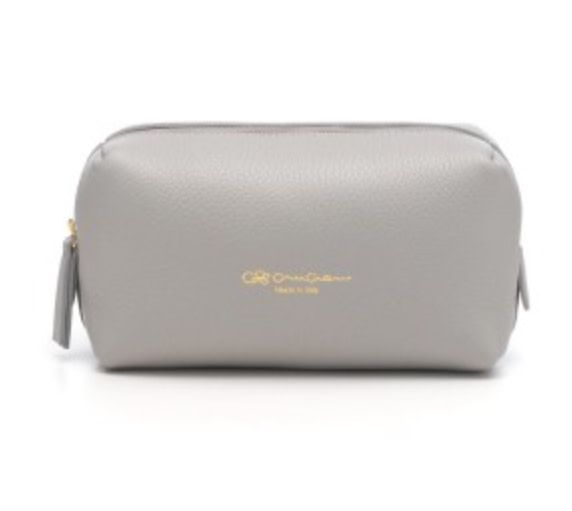 Cruciani CRUCIANI: Travel/Vanity Bag - (LG) - Gray