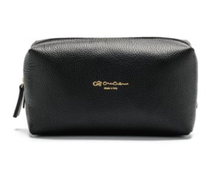 Cruciani CRUCIANI: Travel/Vanity Bag - (Med) - Black