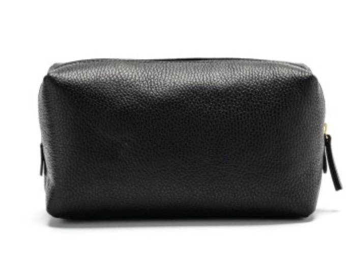 Cruciani CRUCIANI: Travel/Vanity Bag - (Med) - Black