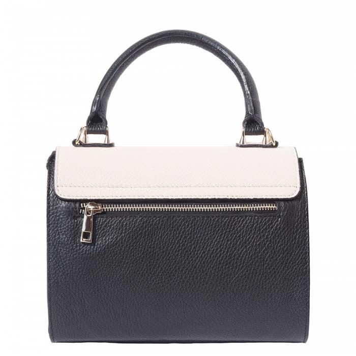 VinetteRose VRB: LIANNA-Convertible handbag-blk/pk/taupe