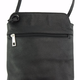 VRB: Wendy, Leather Cross-body, Black
