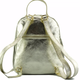 VinetteRose VRB: MELANIE Quilt. Backpack-GOLD