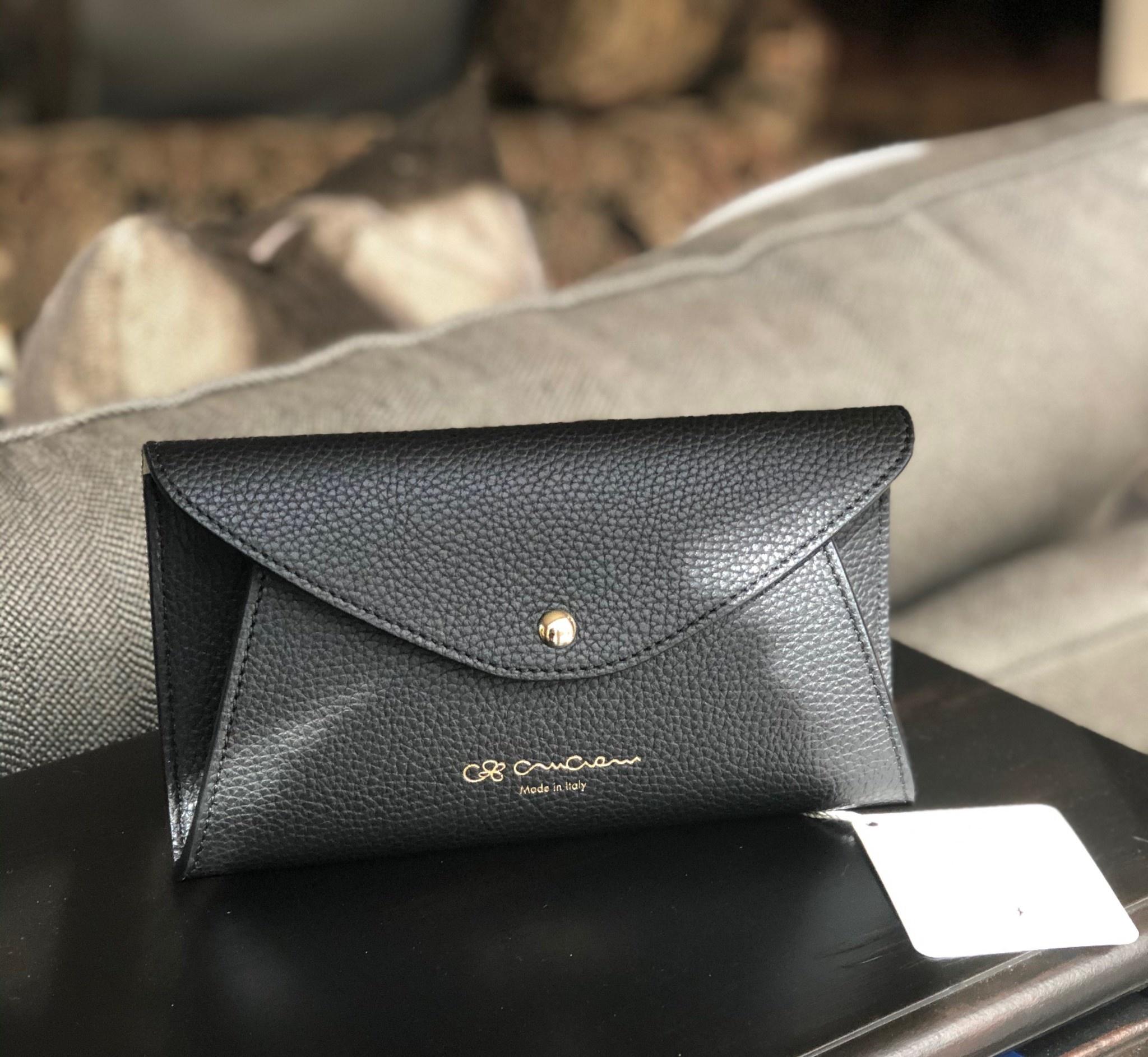 Cruciani CRUCIANI: Belty Bag - Black