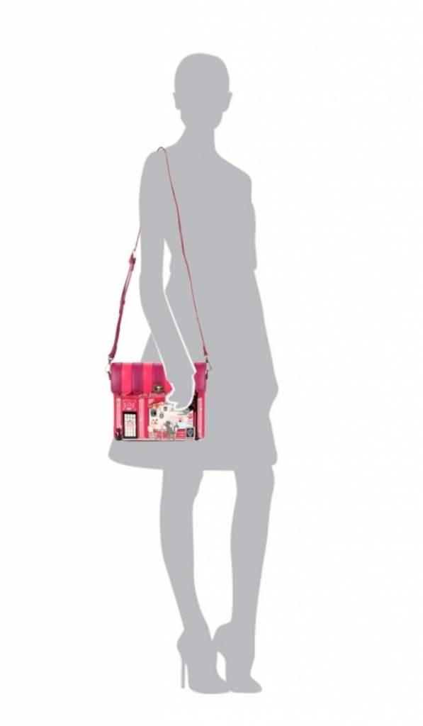 Vendula Biscuit Shop Box Bag