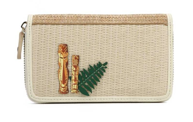 Vendula Tiki Bar Ziparound Wallet