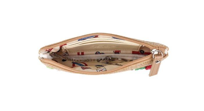 da25dc217839 VENDULA  Tiki Bar Zipper Coin Purse - Vinette Rose Boutique