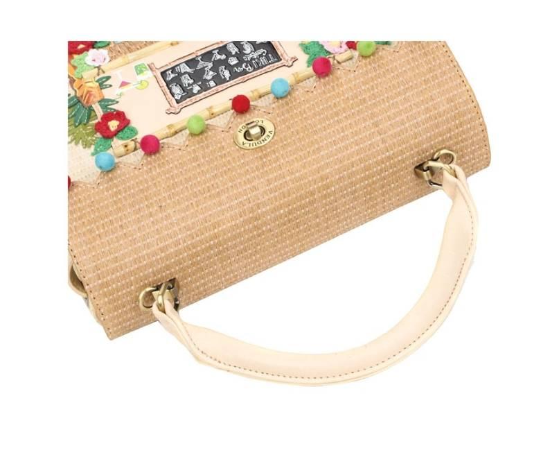 f22ed4ca8f59 VENDULA  Tiki Bar Grace Bag - Vinette Rose Boutique