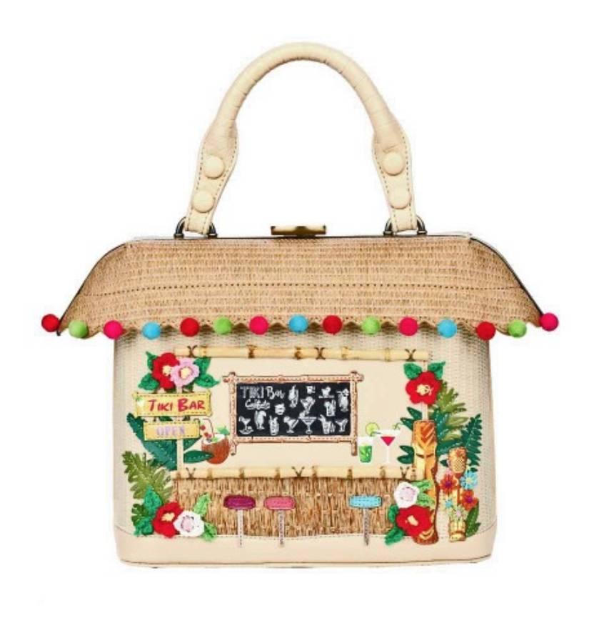 21d1aa3158cf VENDULA  Tiki Bar Grab Bag - Vinette Rose Boutique