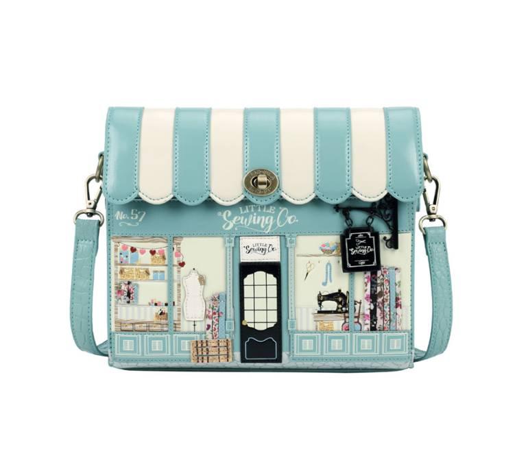 Vendula Sewing Shop Box Bag