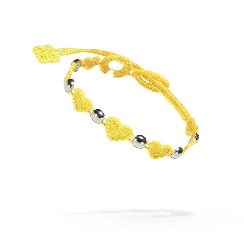Heartbeat Jewels Bracelet, Sunflower
