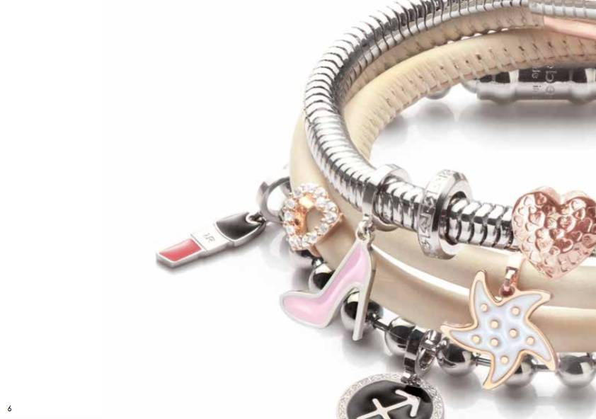 Rebecca Double Wrap Leather Bracelet, Ivory