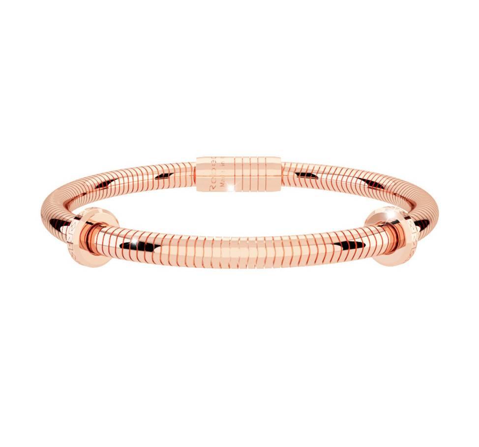 Rebecca Rose Gold Snake Style Bracelet
