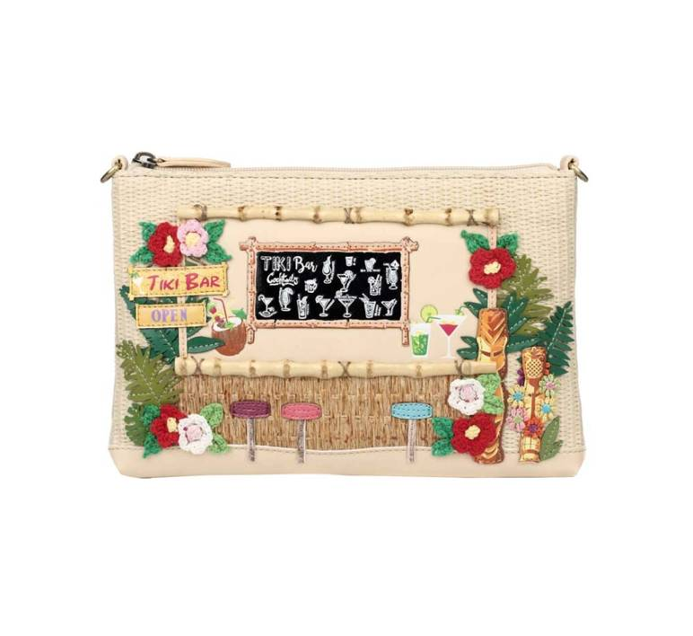Vendula Tiki Bar Crossbody/Pouch Bag
