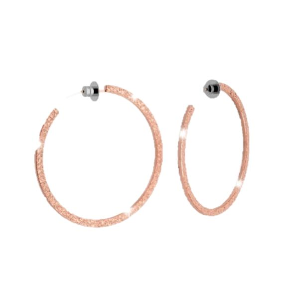 Rebecca Large Hoop Earrings