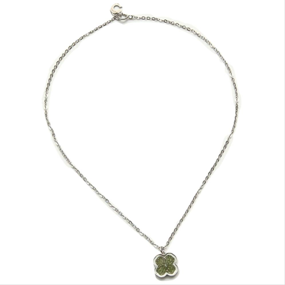 Cruciani Clover Necklace