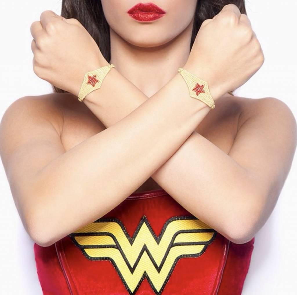 Cruciani Wonder Woman Bracelet