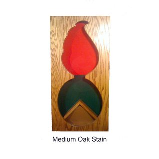 Morgan House Ordnance Shadow Box..3x5 Flag Area
