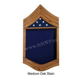 Morgan House Air Force CMSgt Uniform Display Case