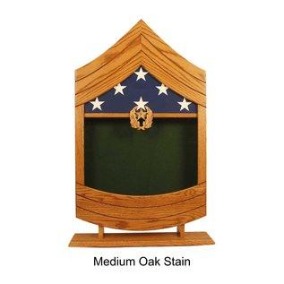 Morgan House US Army SGM or CSM Shadow Box