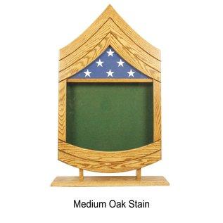 Morgan House US Army SFC Shadow Box
