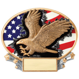 """Motion X-Oval Eagle Resin 7.25"""""""