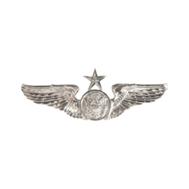 Enlisted Aircrew Member Wings Functional Badge