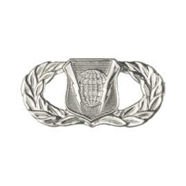 Command & Control Functional Badge