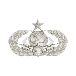 Cyberspace Support Functional Badge