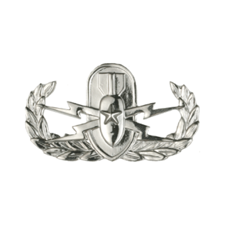 Explosive Ordnance Disposal Functional Badge