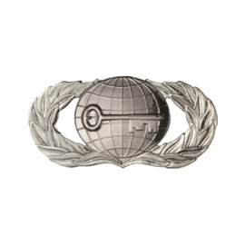Intelligence Functional Badge